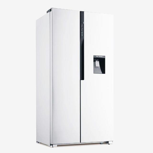 GENERALCO | Refrigerator With Dispenser (Side By Side) | 520L | White | GKD-520WEW