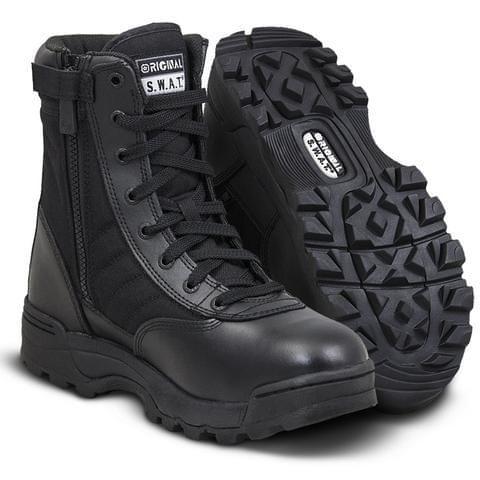 SWAT ORGINAL | Altama | Tactical Shoes | 115202 | Black & Tan colour