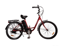 FOR ALL | ELECTRIC BIKE | CRUISER | Manual use