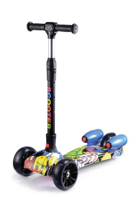 FOR ALL | SPARKY | Scooter | water vapor and sounds | Kids