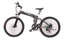 FOR ALL | RACER FAT BIKE | Battery 48V | 500W | LCD display