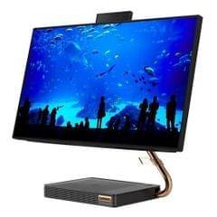 "LENOVO | Idea Centre Desktop | A540-24ICB | Intel Core i5-9400T | 8GB Ram | 1TB HDD+128GB SSD | 23.8"" FHD Touch | Win10 | Black | F0EL0099AX"