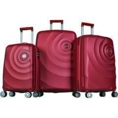 PLATINUM TRAVEL BAG   DRIBBLE TILE   3 SET   1GR0106353-034