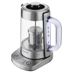 SENCOR | Intelligent Water Kettle | 1.5L | Silver | SWK 1590SS