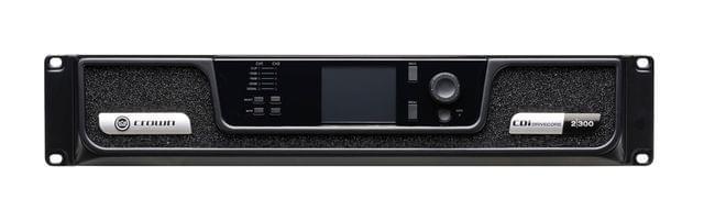 CROWN | Two channel | Drivecore | 300W | CDI2/300