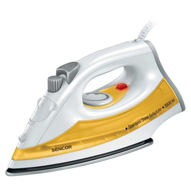 SENCOR | Steam Iron | 1600 W | SSI 2028YL