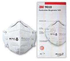 3M | Disposable N95 Particulate Respirator Face Mask | 9010 | 50pcs
