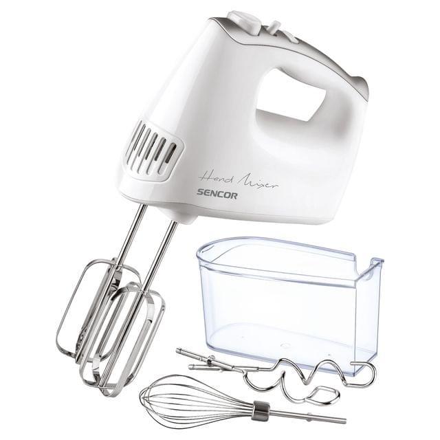 SENCOR | Hand Mixer | 400 W | SHM 5206WH