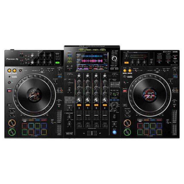 PIONEER   Professional All‑In‑One   DJ System   XDJ-XZ
