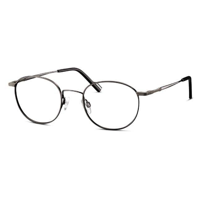 TITANFLEX | Men's glasses | Titanium made with case | Care layer | 821030/60