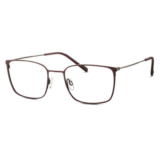 TITANFLEX | Men's glasses | Titanium made with case | 820840/50