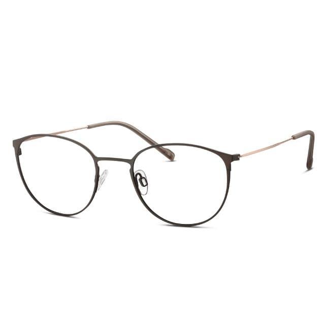TITANFLEX   Men's glasses   Titanium made with case   7g   820841/20