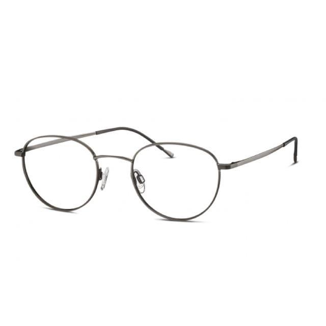 TITANFLEX | Men's glasses | Titanium made with case | Round Type | 820843/30