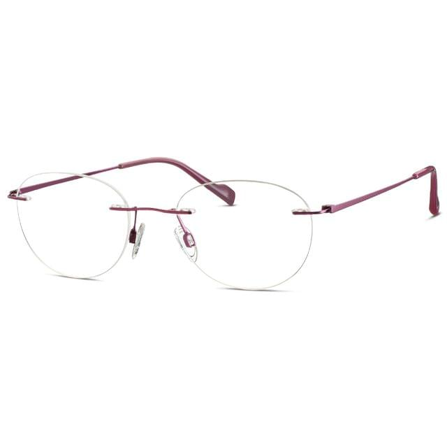 TITANFLEX | Men's glasses | Titanium made with case | 823011/51