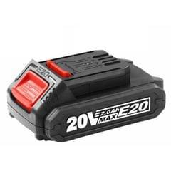 TOTAL | Lithium battery | 20V | E20 | LED battery | TBLIE2001