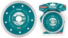 TOTAL | Ultrathin Diamond Disc | Flange Plate | TAC2131151HT