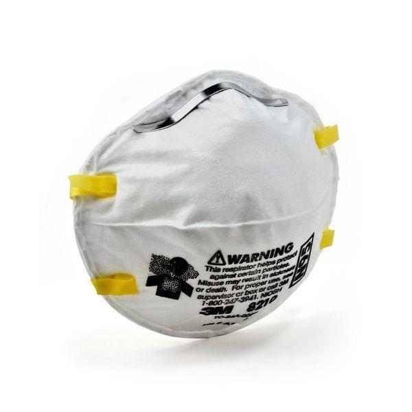 3M | N95 Disposable Particulate Respirator masks | 8210 | pack of 20