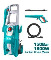 TOTAL | High pressure washer | 1800W | TGT11356