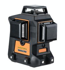 GEO FENNEL   Green Beam   Laser Kit With Tripod Stand   3 x 360°   GEO6X SP