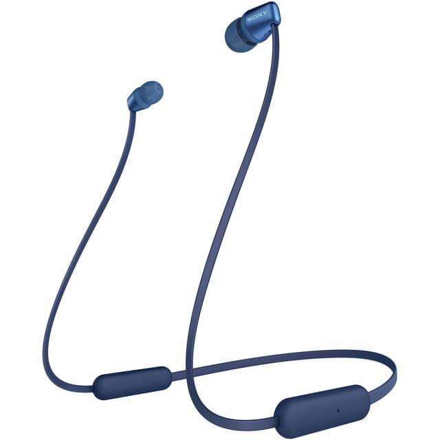 SONY | Wireless In-Ear Earphone | Blue | WI-C310