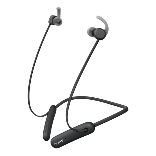 SONY | Wireless In-ear Sports Earphone with Extra Bass | Black | WI-SP510