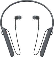 SONY   Wireless In-ear Bluetooth neckband   Earphone   Black   WI-C400