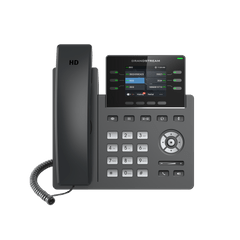 GRANDSTREAM | 3-line Carrier-Grade IP Phone | BLF keys | GRP2613