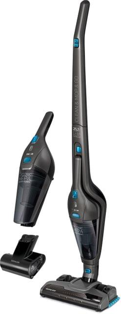 SENCOR | CORDLESS VACUUM CLEANER 4 IN 1 WITH MOP | SVC 0625AT