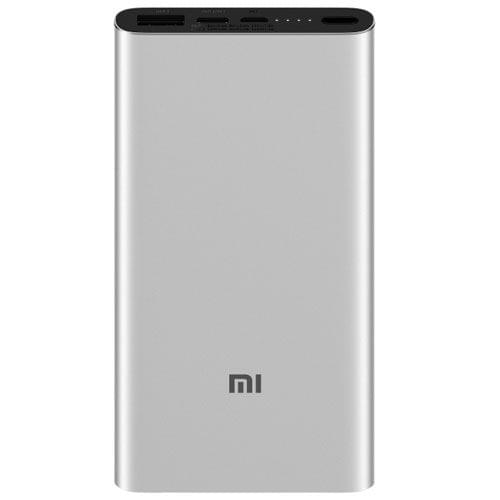 MI | 10000 mAh 18W Fast Charging Power Bank 3 | Silver