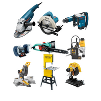 CUTTING AND DRILLING MACHINES