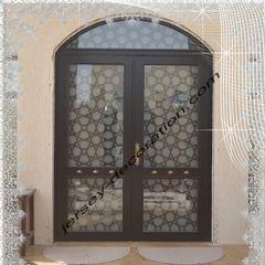 DECORATIVE DOORS   ENTRANCE   MODEL JDD402