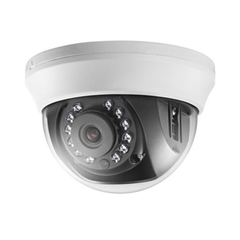 HIKVISION / INDOOR IR DOME CAMERA / DS-2CE56C0T-IRMMF HD 720P