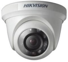 HIKVISION /  INDOOR TURRET CAMERA / DS-2CE56C0T-IRP HD 720P