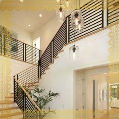 DECORATIVE STAIRS | INDOOR |AL SALAMA STEEL | AS08