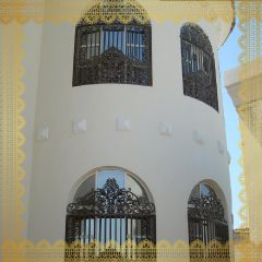 DECORATIVE CAST IRON | BALCONY |AL SALAMA STEEL | AS03