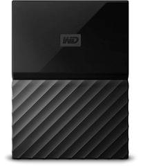 WD | 4TB BLACK MY PASSPORT PORTABLE EXTERNAL HARD DRIVE | USB 3.0