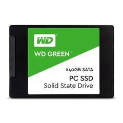 WESTERN DIGITAL | INTERNAL SOLID STATE DRIVE (GREEN) | 240GB | WDS240G1G0A