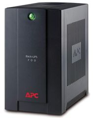 APC    BACK-UPS BX - BX700UI   UNINTERRUPTIBLE POWER SUPPLY   700VA (AVR, 4 OUTLETS IEC-C13, USB, SHUTDOWN SOFTWARE)