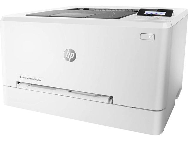 HP   COLOR LASER JET PRO M254NW   NETWORK AND WIRELESS PRINTER   T6B59A