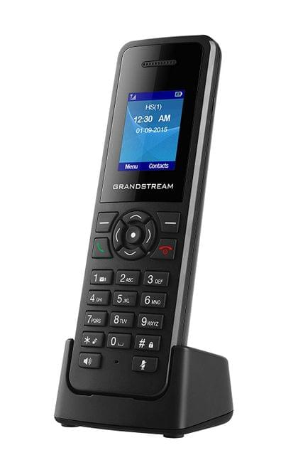 GRANDSTREAM | DECT CORDLESS VOIP TELEPHONE WITH 10 SIP ACCOUNTS | DP720