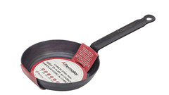 BROWNE | BLACK CARBON STEEL THERMALLOY FRY PAN | ALL SIZE