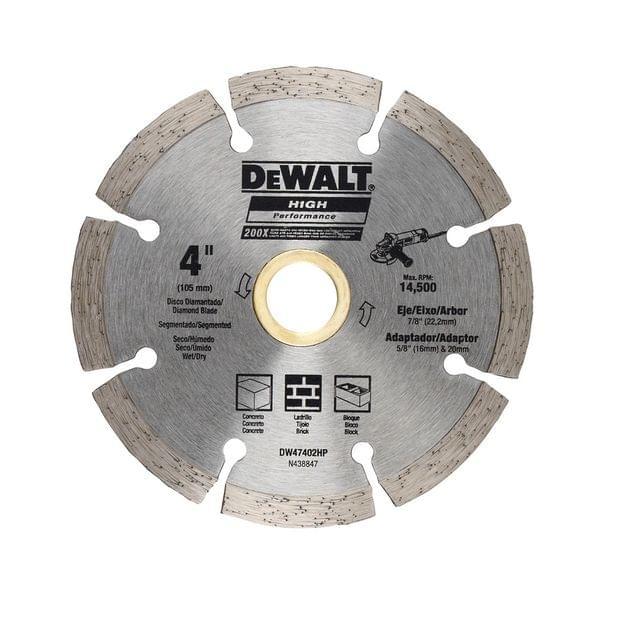 DEWALT | Segmented Rim 100 X 7 X 22.2mm | DW47402HP