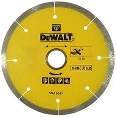 DEWALT   Diamond Tile Cutting Blade 100 X 16mm   DX3101