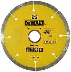 DEWALT   Diamond Tile Cutting Blade 115 X 22.2mm   DX3121