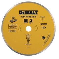DEWALT   Ceramic Tile Cutting Blade D250XB25.4XH8   DT3733-XJ