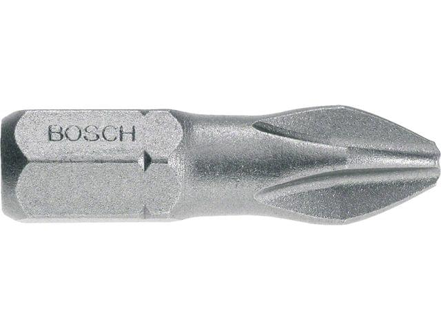 "BOSCH | Screw Driver Bit Extra Hard 1/4"" HEX 25 MM 