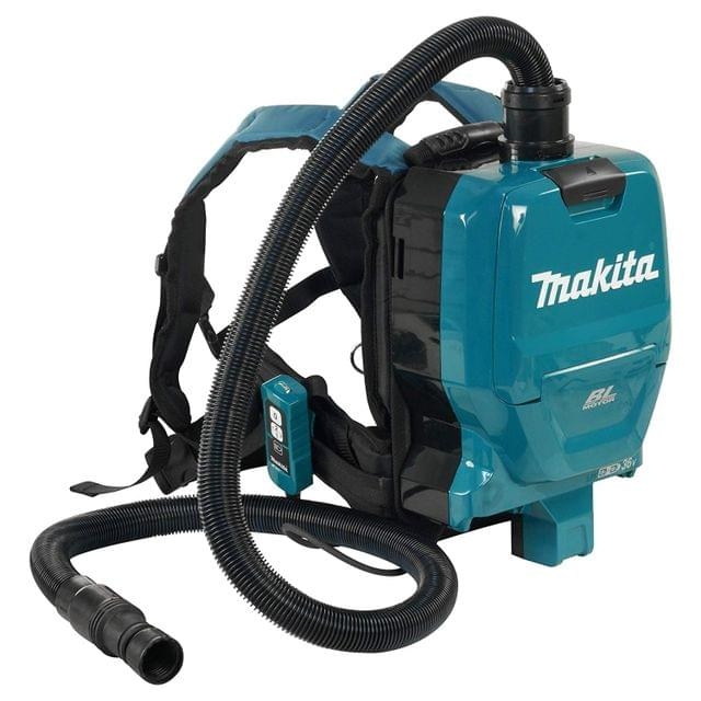 MAKITA | Backpack Vacuum Cleaner with Brushless Motor 18V x2LI | MAK/DVC-260ZX