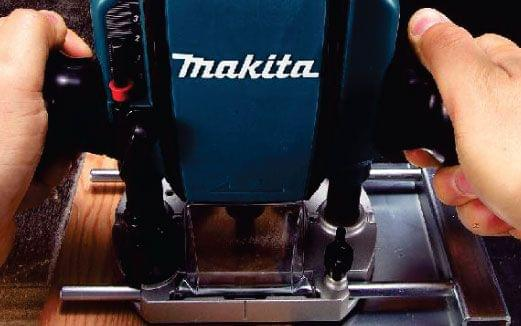MAKITA | Plunge Router 8 mm | MAK/RP-0900