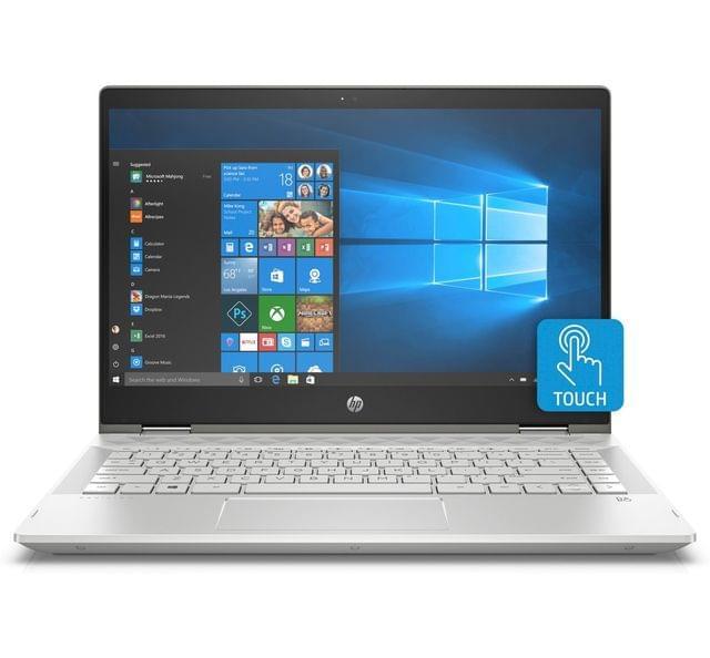 HP PAVLION | Laptop Core i7-8565U Silver | 12 GB RAM | HDD 1 TB | WIN10 | 5QX79EA