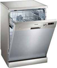 SIEMENS | Free-Standing Dishwasher Stainless Steel 60 cm | SN25D800GC